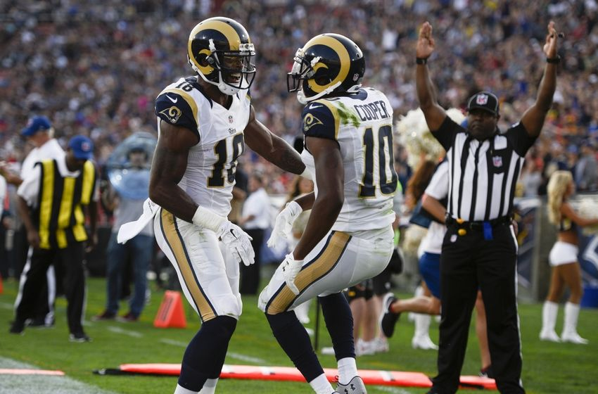 los angeles rams plan for hectic travel schedule 2016 images