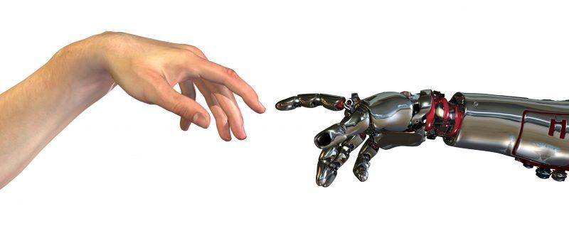 robotics catching up to mankind