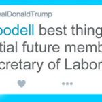 roger goodell and donald trump
