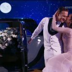 ryan lochte close call on dwts
