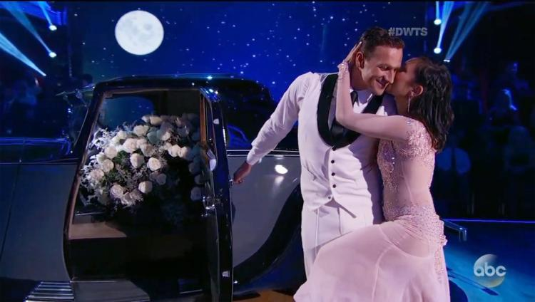 ryan lochte gets anti lochte treatment on dancing with the stars 2016 images