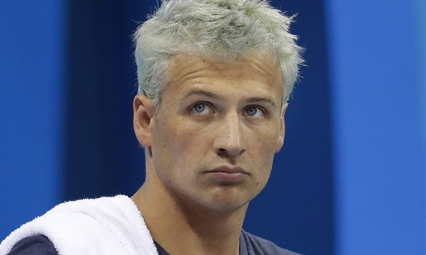 ryan lochte officially banned with big loss swimming