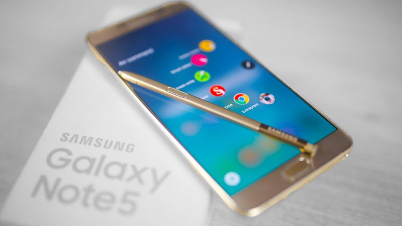 samsung galaxy note 5 images