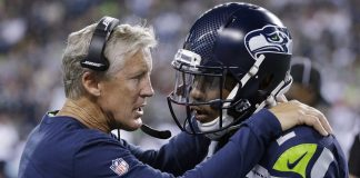 seahawks pete carroll fined for overly aggressive workouts 2016 images