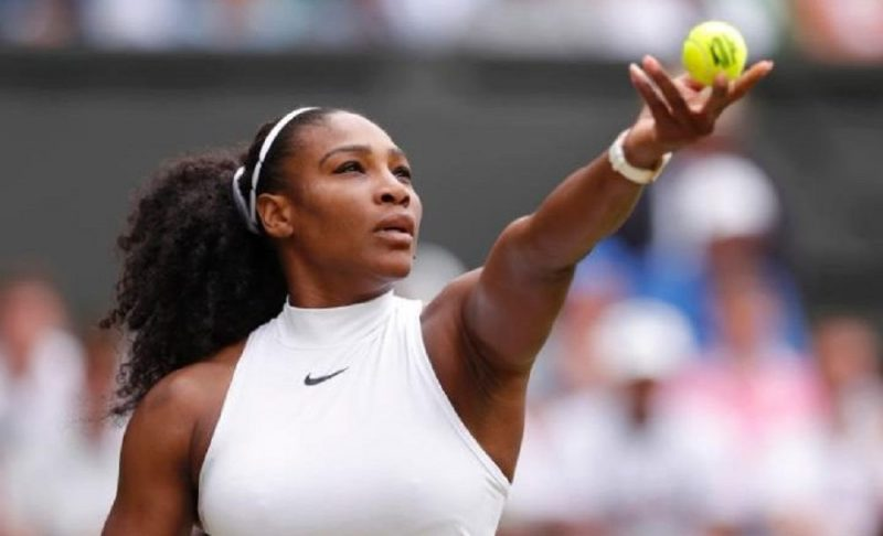 serena williams back to fighting shape after shoulder issues