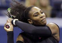 Serena Williams shoulder in fine shape for 2016 US Open 2016 images