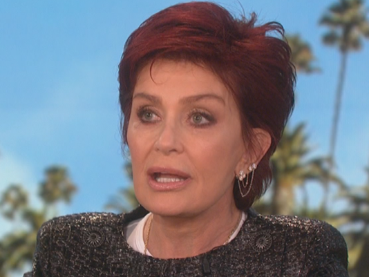 sharon osbourne breakdown