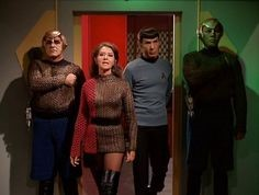 star trek aliens sliding doors
