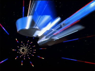 star trek warp speed