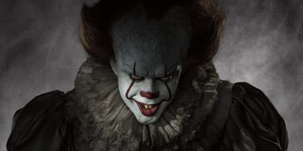 Stephen King's 'It' movie wraps with new Pennywise image 2016 pics