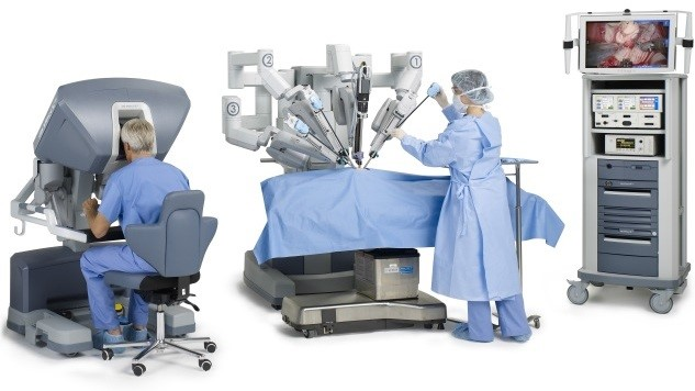 Invasion of the Body Crawlers aka Robotic Surgery 2016 images