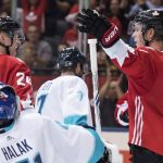 Team Canada easy favorites to beat Team Europe