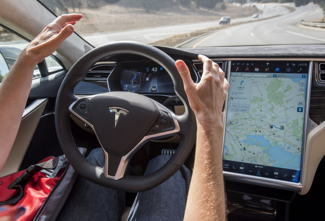 autonomous cars in full swing again 2016 images