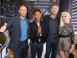the voice a fertile bunch and ariana grande scooters back to braun 2016 gossip