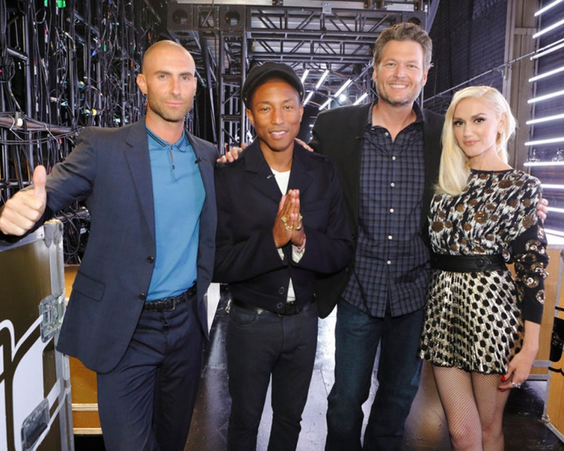 'The Voice' a fertile bunch and Ariana Grande Scotters back to Braun 2016 gossip