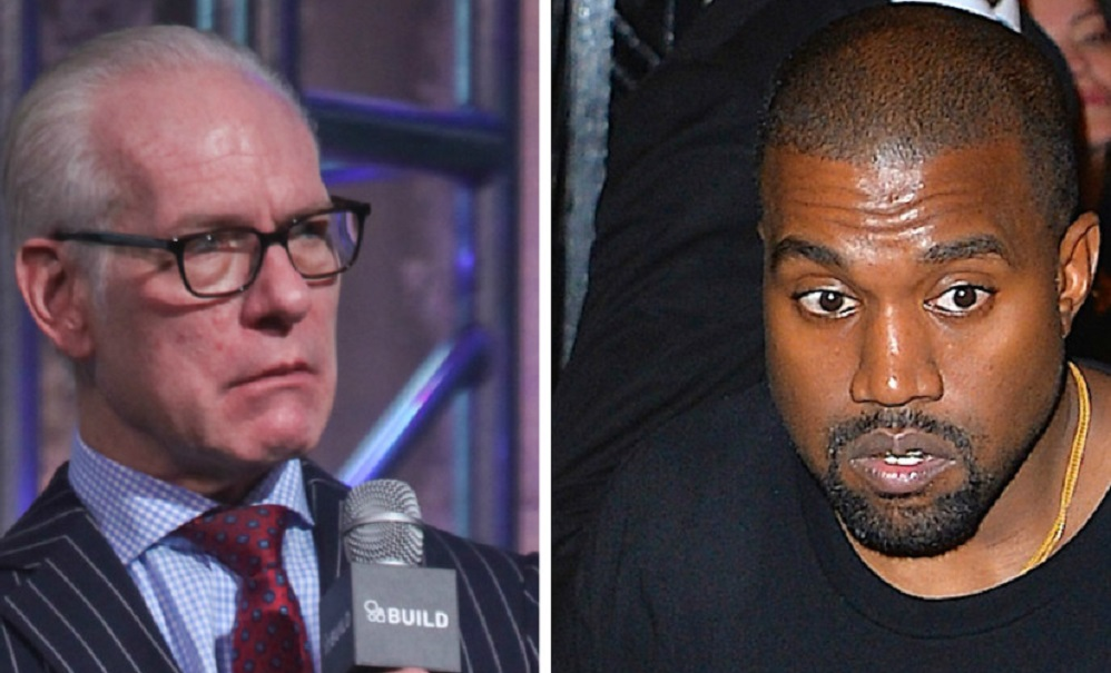 Tim Gunn not sold on Kanye West and Adele's ten year break 2016 gossip