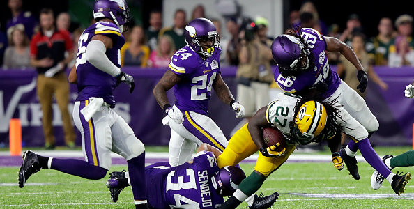 vikings defense killing it this nfl season