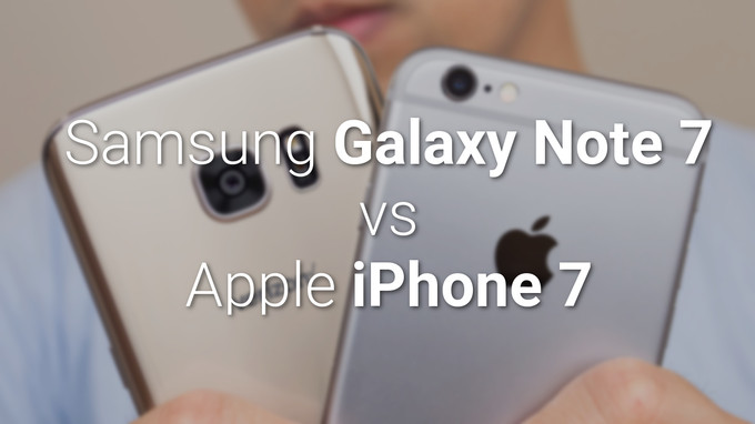 Could Samsung Notegate Propel iPhone 7 Sales 2016 tech images
