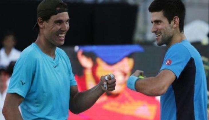 novak djokovic rafael nadal semifinal showdown looms at 2016 us open tennis images