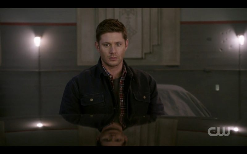 supernatural dean winchester outside car 12.01 kb 09