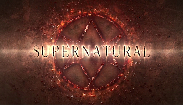 supernatural 12.01 title sequence