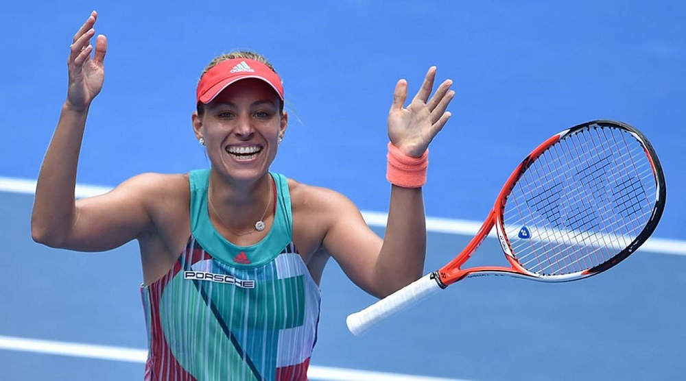 2016 WTA World Tour Finals Preview - Angelique Kerber top seeded tennis images