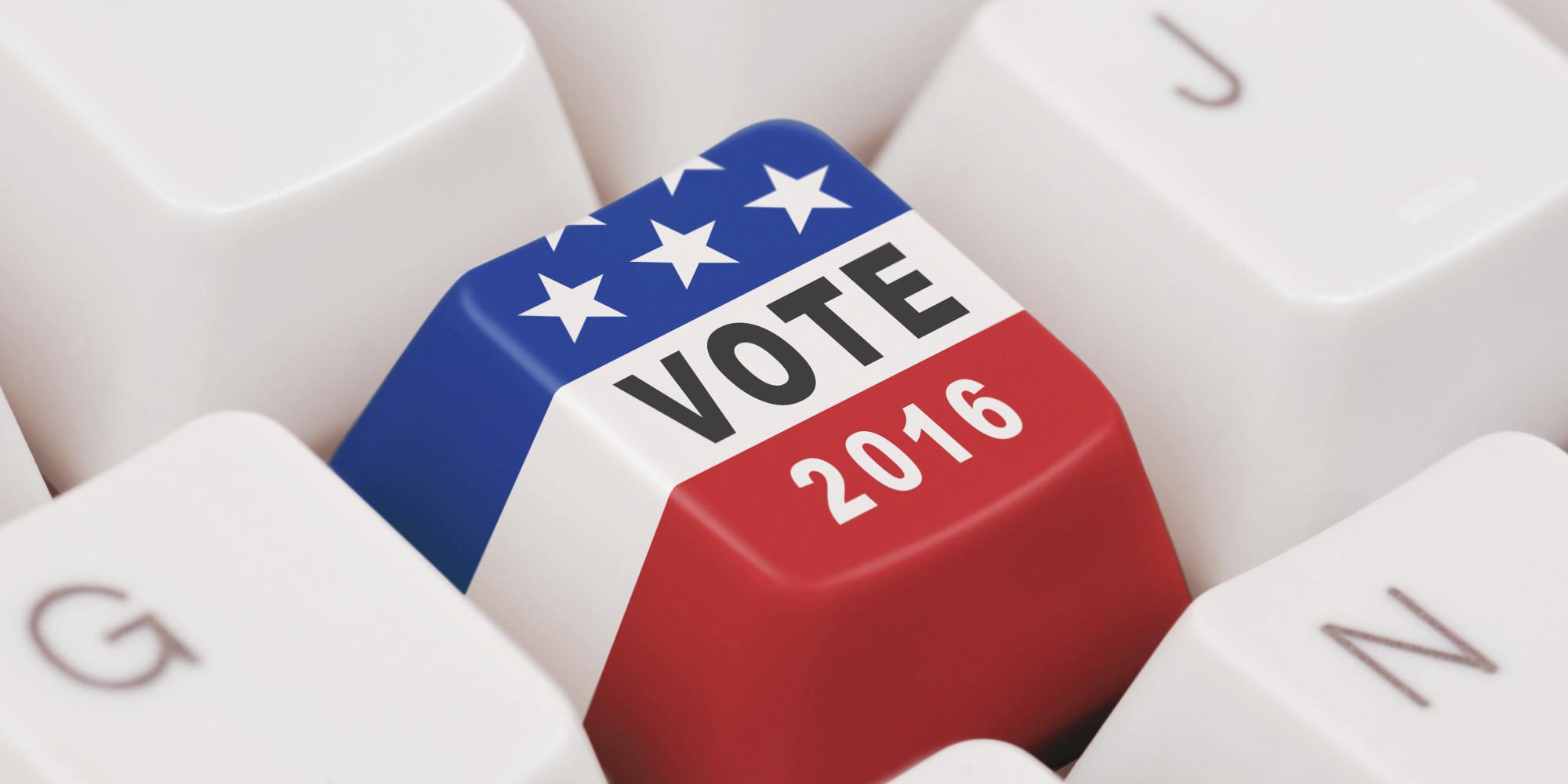 2016 pres campaign vote
