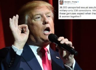 Answering Donald Trump's questions on sexual assault 2016 images