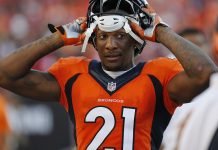 Aqib Talib now knows how to officially shoot himself in leg 2016 images
