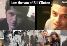 Bill Clinton's 'son' Danney Williams story unravels but shouldn't matter anyway 2016 images