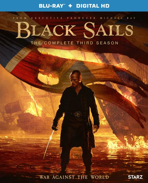 Black Sails S3 BD