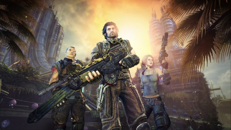 Bulletstorm Remastered Edition hinted at again