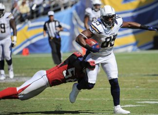 Chargers a Crucial Game for Atlanta Falcons 2016 images