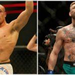 Conor McGregor vs Eddie Alvarez ufc 205 mma images