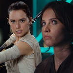 Daisy Ridley Discusses Rey/Jyn 'Star Wars' Theories and Felicity Jones
