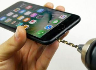 Don't Try This at Home with your Apple iPhone7