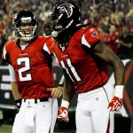 DraftKings Week 4 NFL Perfect Lineup Matt Ryan and Julio Jones combo