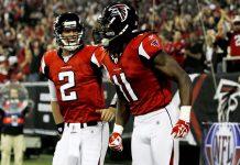 DraftKings Week 4 NFL Perfect Lineup matt ryan and julio jones combo 2016 images