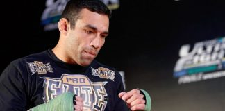 Fabricio Werdum leading the way toward UFC Reebok Protest 2016 images