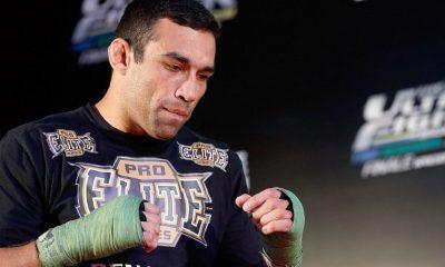 Fabricio Werdum leading the way toward UFC Reebok Protest 2016 images