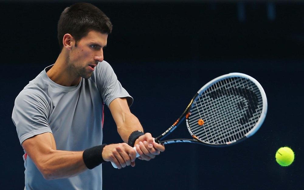Novak Djokovic's World No. 1 Ranking Threatened at Paris Masters 2016 images