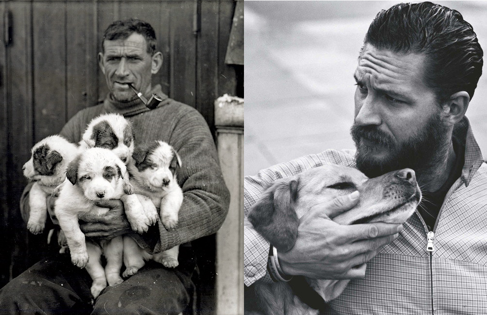 Tom Hardy Will Brave The Antarctic For Ernest Shackleton Biopic 2016 images
