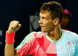 Tomas Berdych, Karen Khachanov Win ATP Titles 2016 images