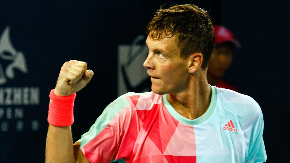 Tomas Berdych, Karen Khachanov Win ATP Titles 2016 images