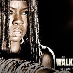 Walking Dead 3 michonne lucille season 7