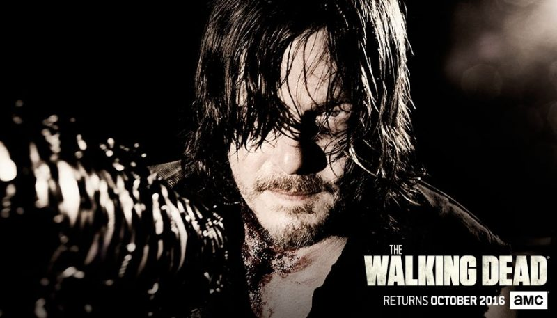 Walking Dead daryl dixon lucille season 7