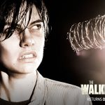 Walking Dead maggie lucille bat season 7