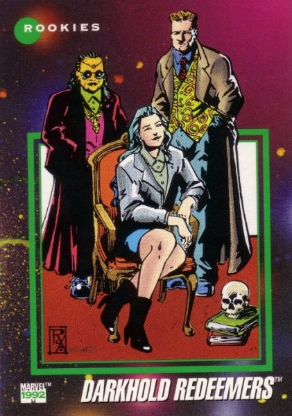 agents of shield darkhold comics