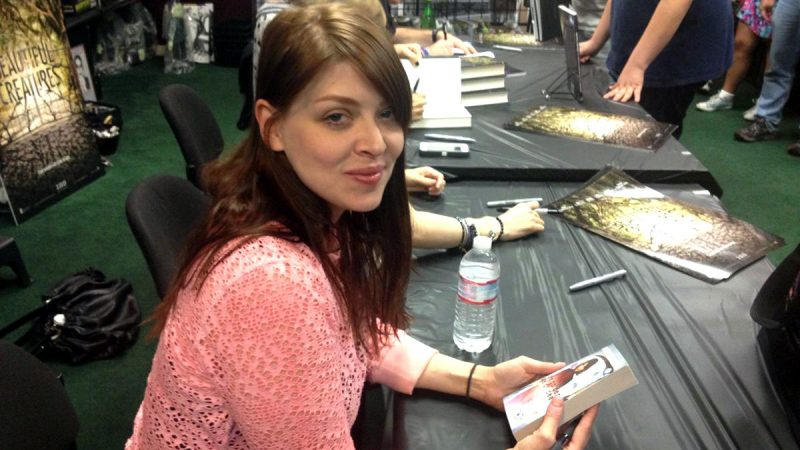 amber benson echo park coven books 2016
