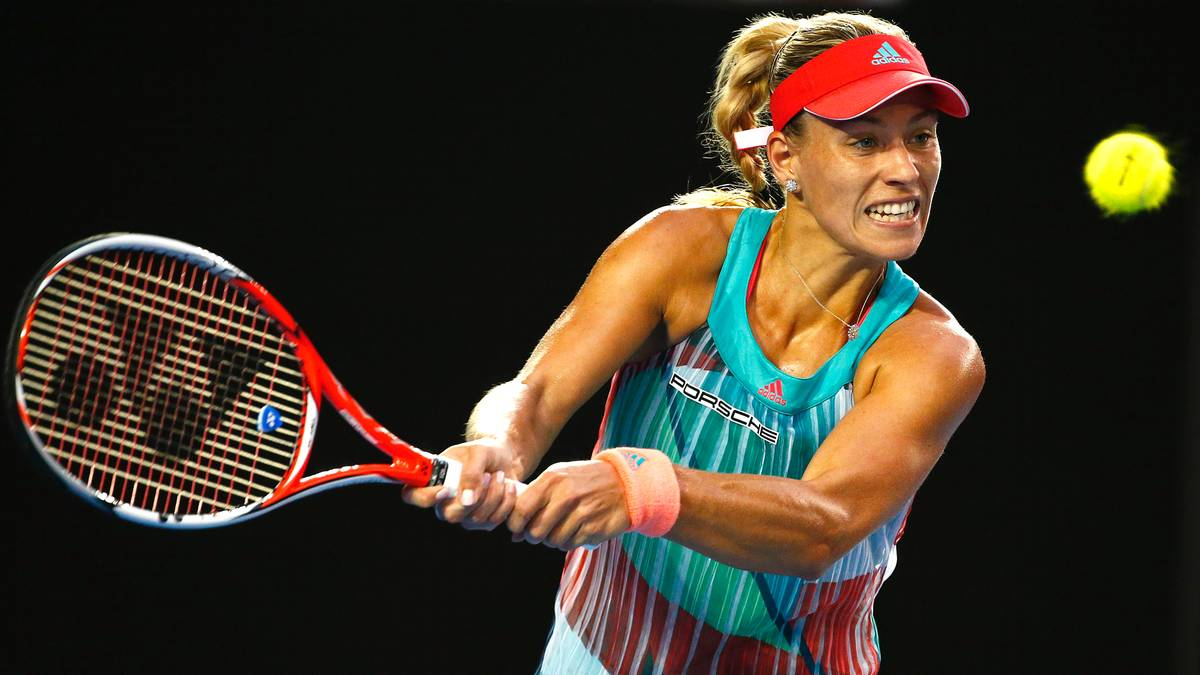 angelique kerber takes on 2016 china open draw tennis images